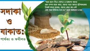 Read more about the article সদাকা ও যাকাত: পার্থক্য ও ফযীলত